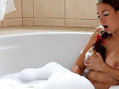 한ㅋ 미녀, 하는 자위, 욕하면서, 아름다운미녀, 목욕 자위, 목욕탕