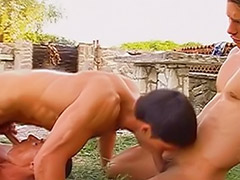 Outdoor anal group