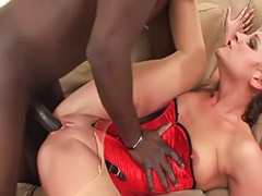 Stocking toy fuck, Stockings heels swallow, Stockings heels interracial anal, Stockings anal swallow, Stocking anal big cock, Lingerie anal swallow