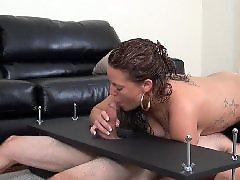 To big, Suck boob, Suck big cock, Sucking boobs, Sucking big cock, She cock