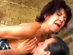 Mature anal, Granny, Mature, Bbw anal, Anal, Threesome