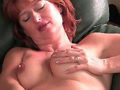 With mom, Redhead milf, Redhead masturbating, Redhead granny, Pussy playing, Pussy masturbing