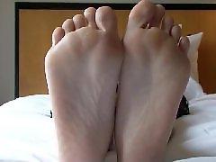 Asian, Foot