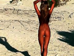 Beach, Teen