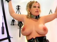 Tit bondage lesbians, Stockings slave, Stocking slave, Stocking big tit lesbians, Stock bondage, Slave lesbian