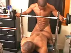 Workout anal, Real anal, Ebony workout, Gay real, Anal real, Anal workout