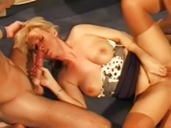 Threesome pantyhose, Threesom mom, S mom anal, S anal mom, Pantyhose threesomes, Pantyhose facials