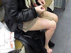 Public, Upskirt