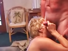 Tracey, Mature cuckold, Mature blonde blowjob, Mature amateur blowjob, Blonde cuckold, Blonde amateur mature