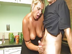 Handjob punishment, Handjob punish, Couple punish, Milf punishment, Milf handjob