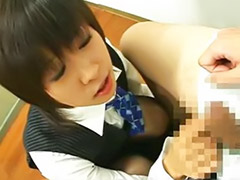 Tiny asian, Teasing handjobs, Teasing handjob, Uniform handjob, Tiny penis, Tiny asians