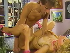 Nina nina hartley, Nina hartleys, Nina hartley blowjob, Office heels, Hartley, ىىnina