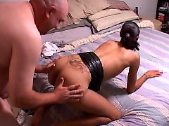 Mom anal, Little, Interracial anal, Ebony anal