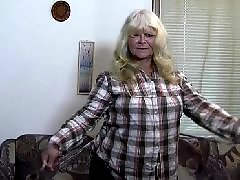 Herself, Masturbation granny, Mature herself, Mature blond, Loves big, Love masturbating