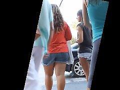 Teen, Leggings, Voyeur