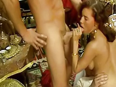 Uniform dp, Uniform threesome, Public double penetration, Group dp, Anal dp group, Regina