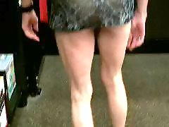 Public, Flash, Upskirt