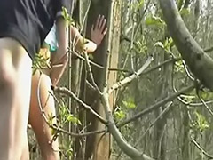 Ravens sex, Raven hair, Raven, Public german, Public banging, In the wood