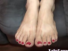 Redding, Red up, Pov up, Pov lelu, Pov feet, Jerkoff encourage