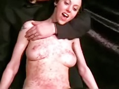 Emilie, Couple punish, Spanking punished, Spank and, Slaves couple, Slave bondage