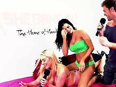 Threesome, Lesbian