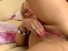 Mature, Old, Squirt, Granny