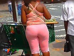 Sweated, Ebony voyeur, Sweat, Pink, Black