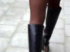 Teens nudiste, Pantyhose les