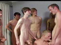 Semen group, Gay loading, Semen