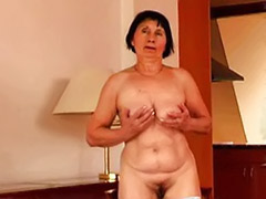 Very old, Very very hairy, Very very girl, Toying granny, Toy granny, Solo old