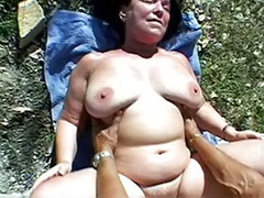 Threesome mature blowjob cum, Threesome chubby, Mature outdoors, Mature outdoor, Outdoor mature, Outdoor chubby