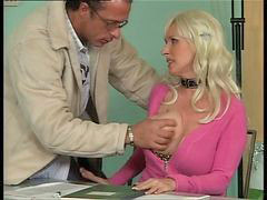 Mature german, Mature busty fuck, Office german, Office fuck, Office mature, Office、