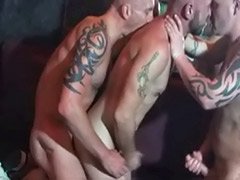Threesomes gay, Threesomes anal amateur, Threesome bareback gay, Tattoo wank, Wank group gay, Wank group