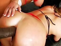 Vixen, Pornstar gangbang, Interracial pornstar anal, Brunette black cock anal, Brunette anal gangbang, Black anal gangbang