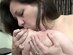 Milf plays, Milf huge, Huge boobs, Plays with her, Playing with boobs, Play boobs