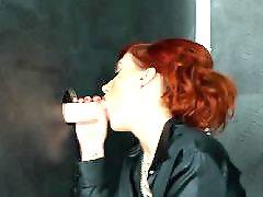 Redhead راس, Redhead cumshot, Redhead bukkake, Gloryhols, Gloryholle, Gloryholl