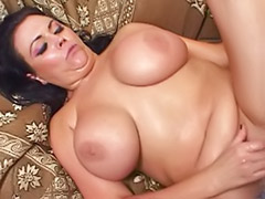Titfuck blowjob threesome, Threesome titfuck, Threesome girl anal, Threesome busty anal, Seconds, Enjoys anal