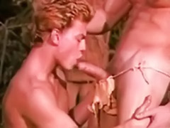 Vintage gay, Vintage rimming, Vintage gay oral, Tarzan x, Sex tarzan, Gay vintage blowjob cum