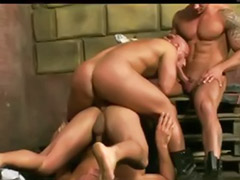Rimming group, Pee group, Pee anal, Fetish group, Fetish anal rimming, Gay rimming group