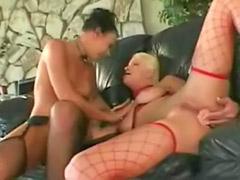 Stocking blonde anal tattoo, Nasty bitch anal, Nasty anal toy, Black threesome swap, Anal blonde stockings piercing tattoo, Cum swapping stockings