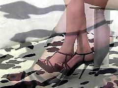 Foot, Black