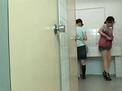Toilet, School, Groped