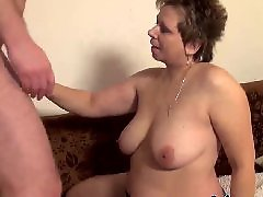 Young milf, Milf with young, Making love, Lady, Old grannies, Young lady