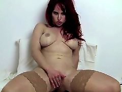 Redhead stocking, Redhead stockings, Redhead nasty, Redhead masturbating, Stockings fit, Stockings masturbation