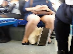 Train, Upskirt