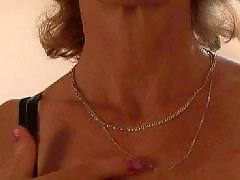 Pussy granny, Play pussy, With mom, Pussy playing, Plays with her, Next