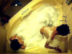 Kate, Taking bath, Showers, Showering, Shower lesbians, Shower lesbian