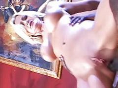 Interracial babes anal, Interracial anal babe, Big black cock blonde anal, Babe anal interracial