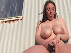 Shaved solo outdoor, Solo toys outdoor, Masturbation outdoor big tits, Outdoor solo big tits, Outdoor cute, Outdoor toy solo