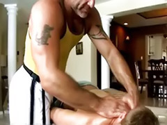 Straight boys, Masseus, Masseuse, Straight boy